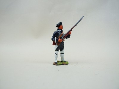 STANDING AT READY BAVARIAN INFANTRY