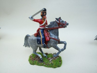 OFFICER VER 3 SCOTS GREYS