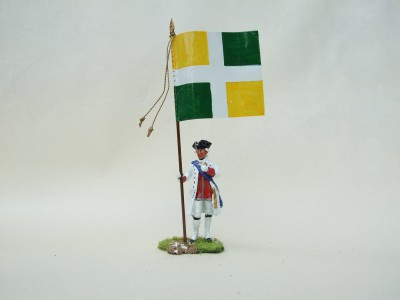 REGIMENTAL STANDARD BEARER LINE INFANTRY