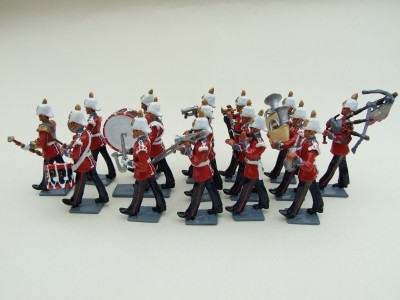 GIBRALTER MARCHING BAND