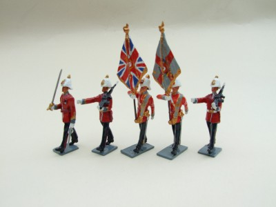 GIBRALTAR COLOUR PARTY