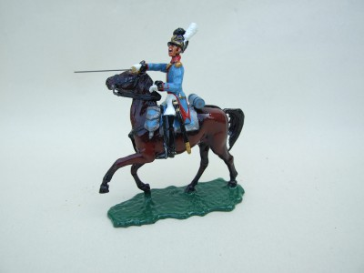 MOUNTED COLONEL BAVARIAN INFANTRY