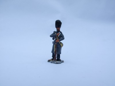 STANDING LOADING GRENADIER GUARDS