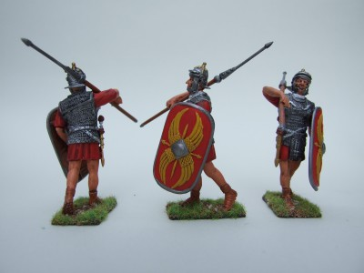 LEGIONARY MARCHING 1st CENTUARY AD