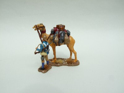 PACK CAMEL CAMEL CORPS DISMOUNTED TROOPER