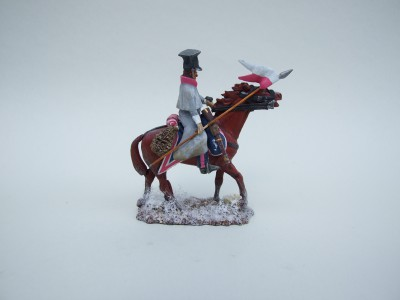 TROOPER VER 1 POLISH LANCERS ON CAMPAIGN