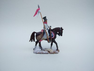 TROOPER VER 2 POLISH LANCERS ON CAMPAIGN
