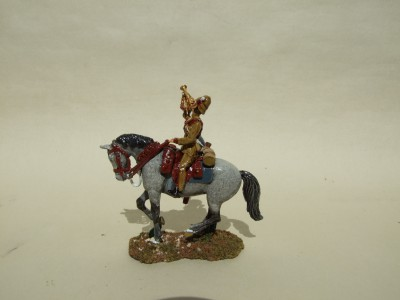TRUMPETER MOUNTED INFANTRY