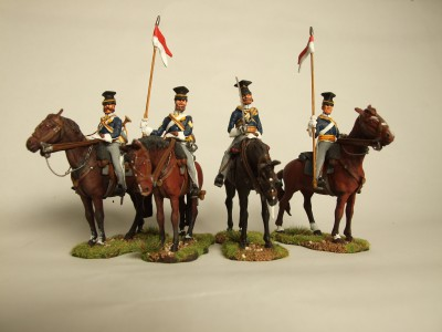 17th LANCERS CHARGE OF THE LIGHT BRIGADE