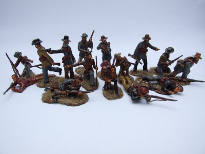 FULL SET BOER COMMANDOS