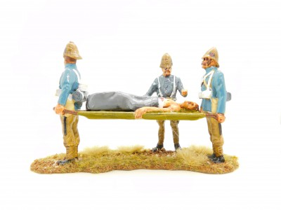 STRETCHER BEARERS CASUALTY