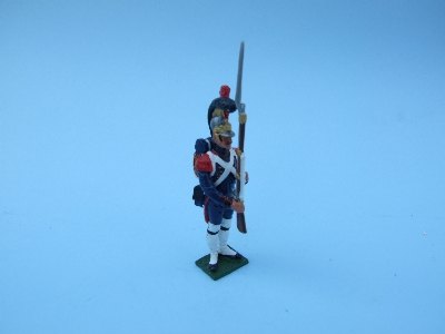 FRENCH GUARD INFANTRY AT THE PRESENT