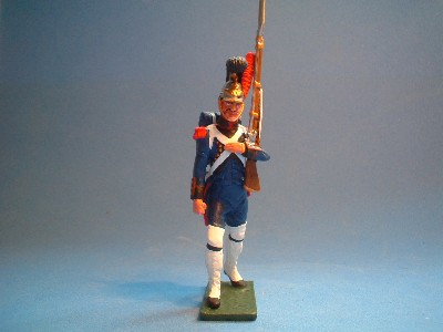 FRENCH GUARD ENGINEER MARCH ATTACK