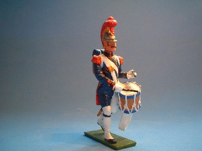 FRENCH GUARD ENGINEERS DRUMMER
