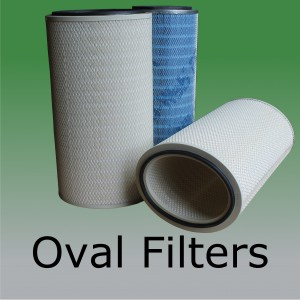 Oval Filters