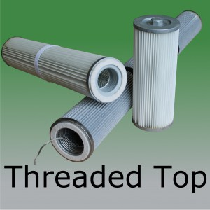 Threaded Top Filter