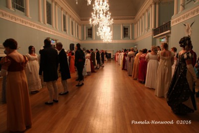 026 2018 Jane Austen Grand Regency Ball and supper, Assembly rooms Bath. Saturday September 22nd 7.00pm-12pm
