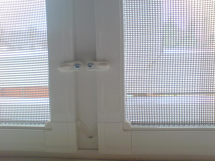 Casement Clips are the most secure fixings for your pet screens....
