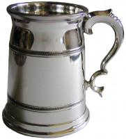 1pt Old London X Tankard (w)