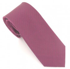 CERISE LONDON PLAIN SILK TIE