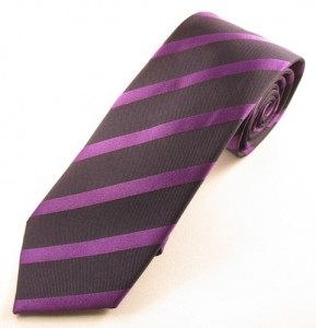 NAVY/PURPLE STRIPE