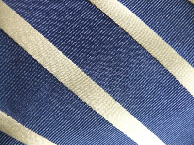 ROYAL/WHITE STRIPE