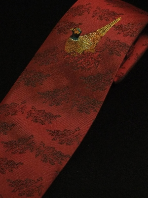 CST 005 VAN BUCK COUNTRY SILK TIES