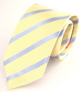 LEMON/SKY STRIPE