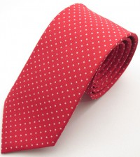 RED/WHITE PIN DOT