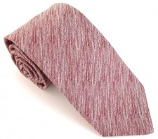 WINE TWISTED SOHO SILK TIE