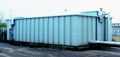 Exell Water Storage Tank