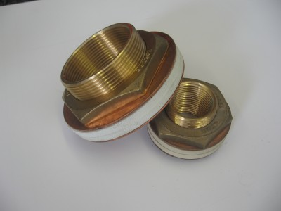 Brass BSP Essex Flanges