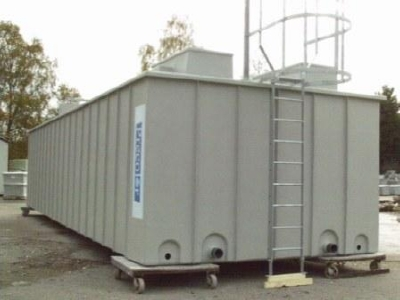 Precolor Excell Water Tank 10 x 3 x 2mtr