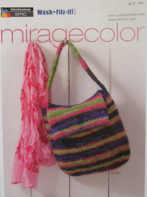 Wash + Filz It! Mirage Colour Shoulder Bag