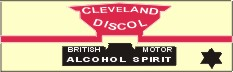 Cleveland Discol, London (Class ''A'' tank wagon)