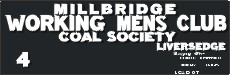 Millbridge Working Men''s Club Coal Society.