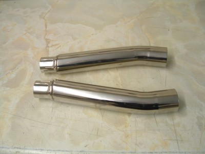 Exhaust connectors 900/1200 Daytona and 900 Speed Triple
