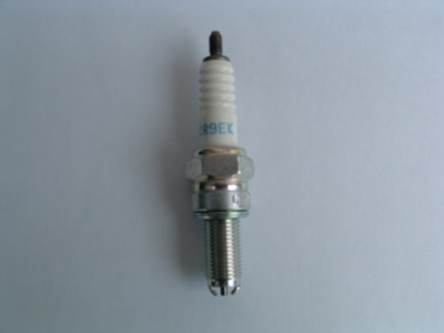 NGK CR8EK and CR9EK spark plug
