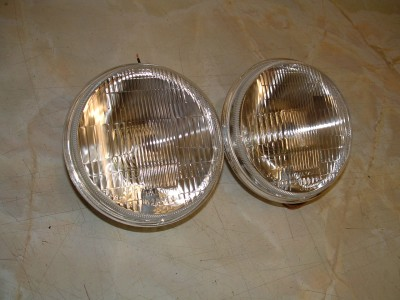 Headlight, twin replacement Speed Triple (Pair)