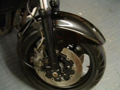 Front guard Trident, Daytona 900/1200, Speed Triple 900