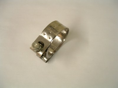 Exhaust Clamp 51-55 mm
