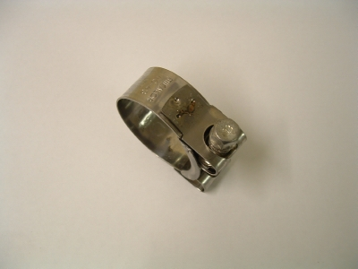 Exhaust Clamp 40-43 mm