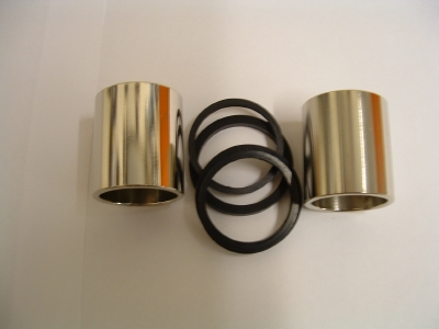 27mm caliper piston and seals (pattern)