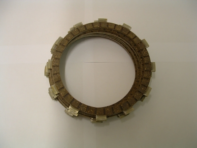Clutch plate set Bonneville 800
