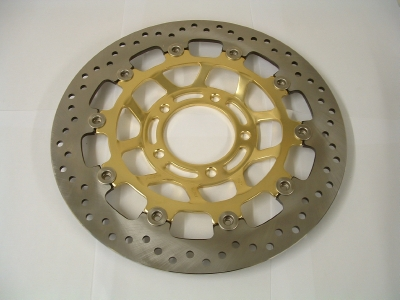 Front brake disc 1050 Tiger and Speed Triple