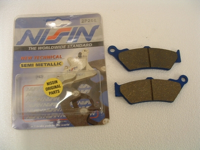 Brake pad Nissin rear Rocket 3, Thunderbird 1600/1700