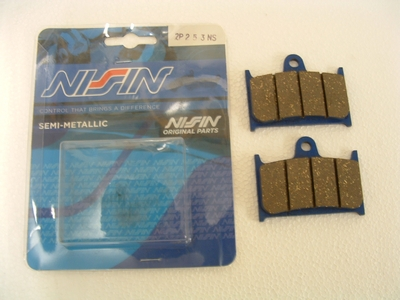 Brake pad Nissin Daytona, Speed Triple, Sprint
