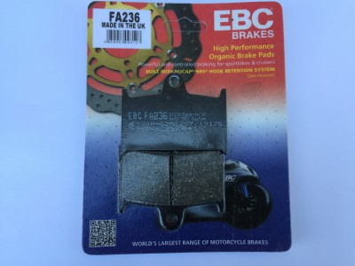 Brake pad Armstrong front Daytona, Trophy, Sprint, 900, 955, 1050