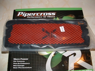 Air Filter Pipercross 750/900 Trident, 900/1200 Daytona