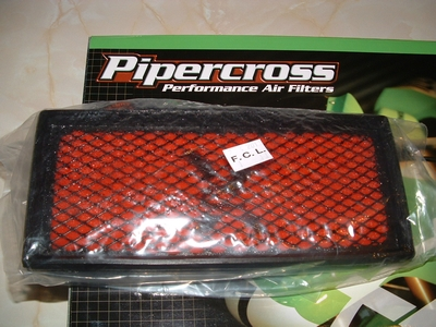 J958 Air Filter Pipercross T595, T509, 955 Sprint ST and RS